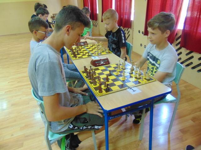 . II Mistrzostwa Szachowe o Puchar Dyrektora Zespołu Szkolno - Przedszkolnego w Woli Wiązowej